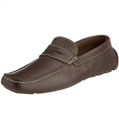 GANT Joyrider dark brown leather 45.36008A079, Herren Mokassins, Braun (brown), EU 46