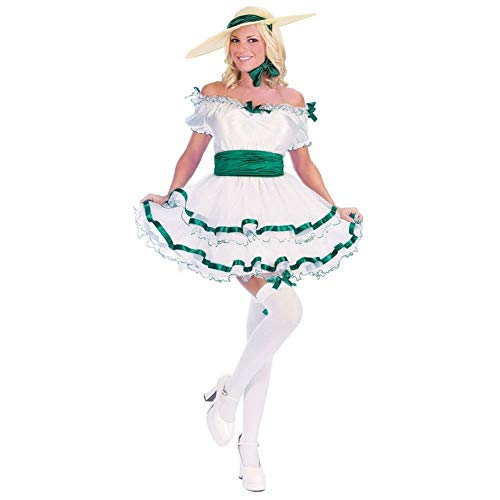 Southern Belle Kostüm Eine - Sexy Southern Belle Kostüm Adult
