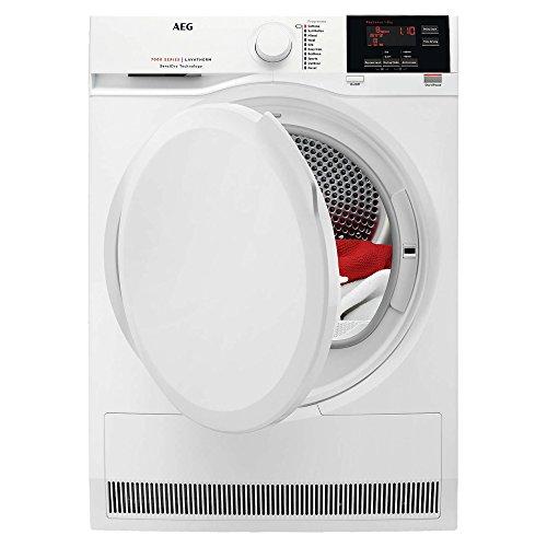 T7DBG860N 8kg Load Heat Pump Tumble Dryer - White