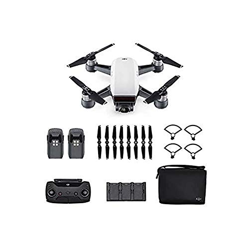 DJI - Spark Fly More Combo (Version UE) -...