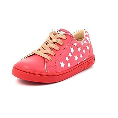 Easy Peasy  Bam Nuit, Sneakers Basses fille - rose - rose bonbon, 20 EU