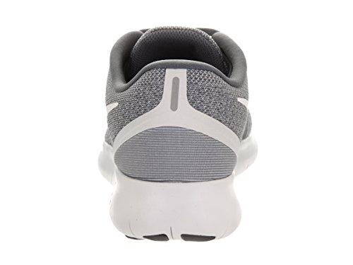 Platino Formazione Grigio Bianco Scarpe 013 Femminile Da Freddi Free Nike Corsa Run Puro qPZn61
