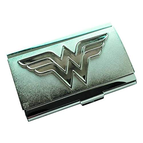 DC Comics Wonder Woman Logo Card Case