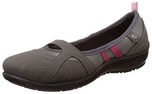 Gliders (From Liberty) Women's Grey Ballet Flats - 7 UK/India (41 EU) (2151083102410)