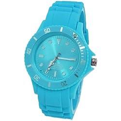Preisbrecher! Armbanduhr Baby Blue