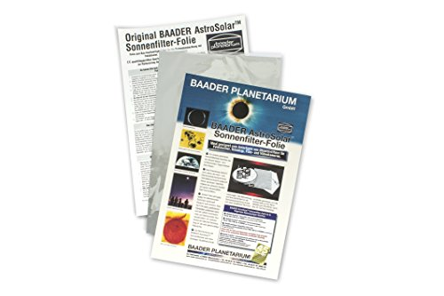 Baader Planetarium AstroSolar - Filtro solar para observación 20 x 29cm