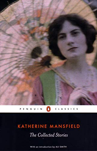 The Collected Stories of Katherine Mansfield Cover Image