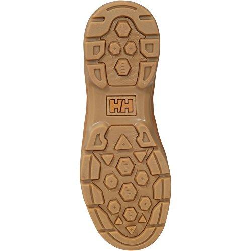 Helly Hansen Zinober, Stivali da Escursionismo Uomo NEW WHEAT / EBONY / PALE
