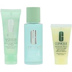 Clinique 3- Phase-Systempflege - für ölige Haut