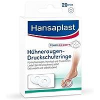 Preisvergleich für Hansaplast Hühneraugenringe,1er Pack (1 x 20 Stück)