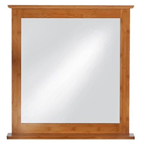 Bambus Badspiegel von EISL