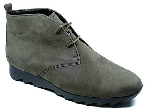 Gabor, 32.855, bottes femme Vert - loden (Micro)