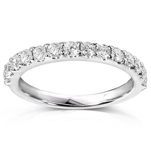 Anelli Intelligent Da Donna 14k Bianco Oro 3 Pietra Originale Diamante Fidanzamento To Rank First Among Similar Products