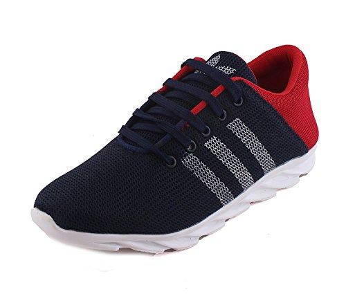 REVOKE Unisex Drift Cat 7 Mesh Running Shoes