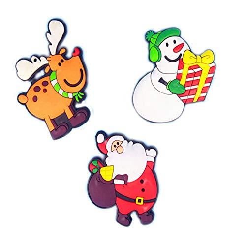 Weihnachtsbilder Elch.Magnet Weihnachtsmann Einfach Finden Auf Magnete 24 De