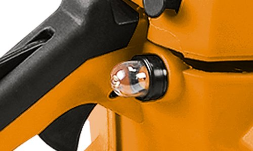 Defort DPC-2220 Tronçonneuse à essence 50 cm³ avec accessoires, 2,2 kW / 3.0 PS, lame 510 mm