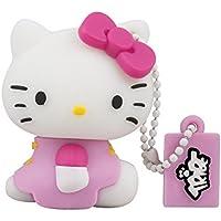Tribe FD004305 Hello Kitty Pendrive 4 GB Simpatiche Chiavette USB