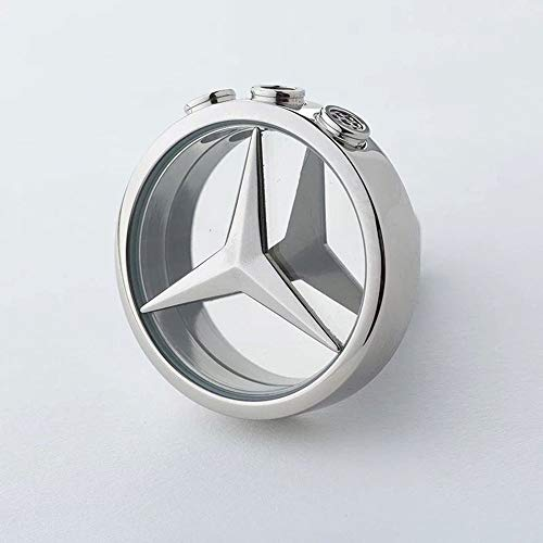 Preisvergleich Produktbild Fitracker Auto Logo Parfüm Lufterfrischer Auto Outlet Parfüm Clip Lufterfrischer Duft Diffusor mit Geschenkbox