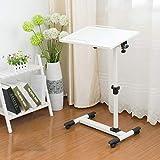 AA-SS-Over-Bed Tables Bett- und Stuhl-Tisch - Divan Style, neigbar und verstellbar voll einstellbar über Bett und Stuhl Mehrzweck-Tisch Schreibtisch