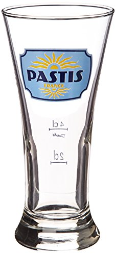Durobor 81717Pastis Pilsner Set 6Gläser 19cl