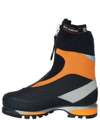 Scarpa Herren Alpine Bergschuhe Orange