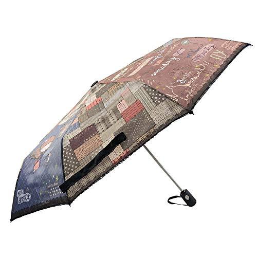 Paraguas Anekke Plegable automático Estampado