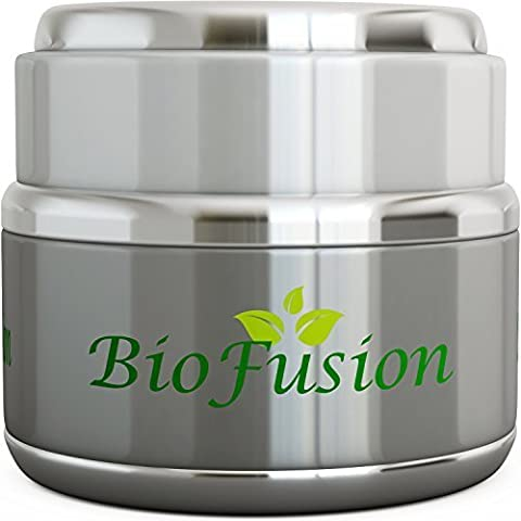 Advanced Natural Eye Cream for Dark Circles and Puffiness Repair - Sensitive Skin Safe with Pure Ingredients + Antioxidant & Peptide Complex - Wrinkle Reducer Anti Aging for Women and Men By Biofusion by Biofusion