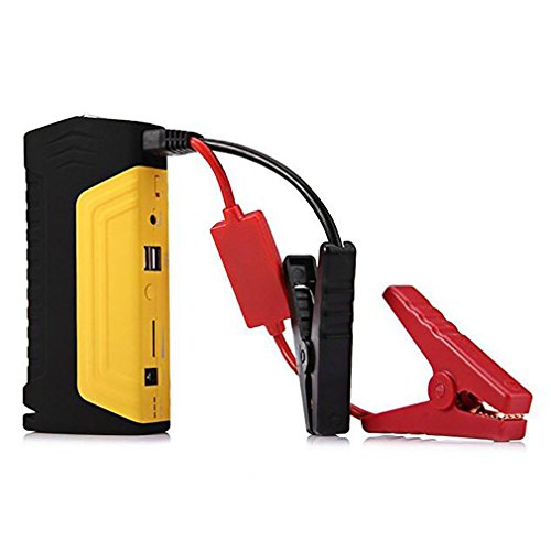 12V Multifunktionale Tragbare Autos Auto Notfall Start Auto Starthilfe Power Bank Mit Drei Leuchten Motor Booster (Booster-motor)