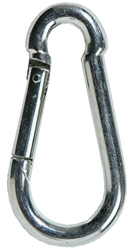 10-Stck-SBS-Karabinerhaken-6-x-60mm-Einfacher-Karabiner-Stahl-verzinkt-DIN-5299