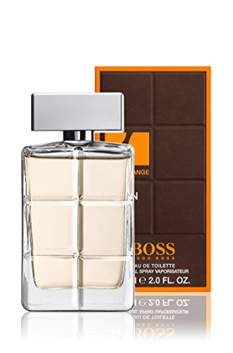 Hugo Boss Boss Orange Man Eau de Toilette, Uomo, 60 ml