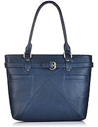 Fostelo Women's kate Shoulder Bag (Blue) (FSB-1015)