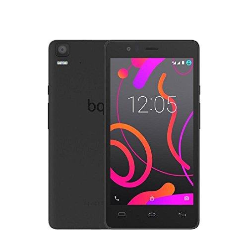 BQ Aquaris E5s Smartphone mit 5-Zoll-Display (12,7 cm), 4G, Qualcomm Snapdragon 412 Quad Core MSM8916T 1,4 GHz, 2 GB RAM, 16 GB interner Speicher, 5- und 13-MP-Kamera (offiziell wiederhergestellt)