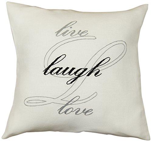 Anette Eriksson Live Laugh Love Value Kissen