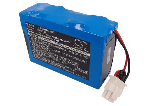 Preisvergleich Produktbild Cameron Sino 4500mAh/54.0Wh Battery Compatible With HP M1758A, M1722A, M1723APhilips M1722A/B, M1723A/B, M1724XE, M1722B