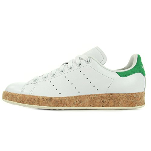 ADIDAS donna sneakers basse S78908 STAN SMITH LUXE W 38 Bian-Sug-Ve