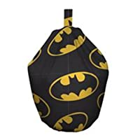 Batman Symbol Filled Childrens Kids Bean Bag New