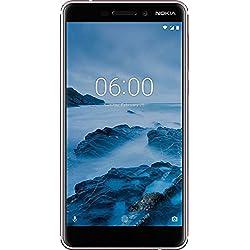 Nokia 6.1 (2018) (3GB + 32GB, White-Iron)
