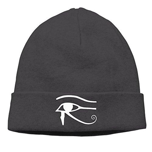 minloo L da uomo e da donna designname cenere joggingcap lavorato a maglia per autunno e inverno Black Taglia unica