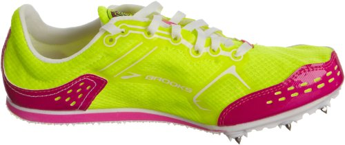 BROOKS PR LD Chaussures de course pour Femme Rose - Pink (Nightlife/Pink/White)
