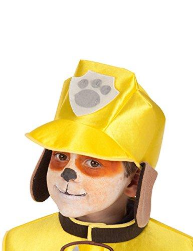 Gorro perro constructor niño