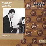 Songtexte von Georges Cziffra - Great Pianists of the 20th Century, Volume 23: György Cziffra