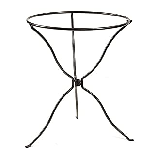 achla designs tripod ring stand for birdbaths and bowls Achla Designs Tripod Ring Stand for Birdbaths and Bowls 41ADSHyk9jL