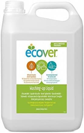 Ecover 4003317 Lavage Liquide pour les Vaisselles 5000 ml