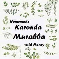 Cactus Homemade Karonda Murabba with Honey 450g