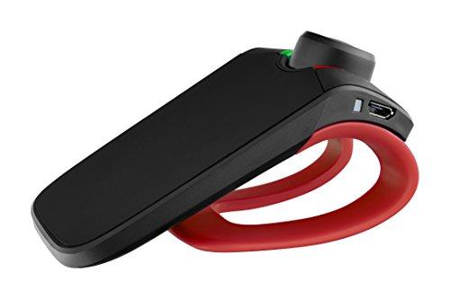Parrot Minikit Neo2 HD Kit Vivavoce Bluetooth con Controllo Vocale, Rosso