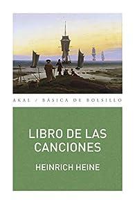 Libro de las canciones par Heinrich Heine