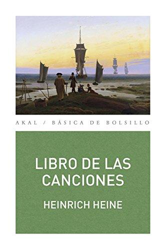 Libro de las canciones por Heinrich Heine