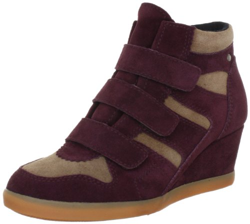 Esprit Lexa Tape Bootie L13116, Baskets Donna Rosso (pourri (deep Bordeaux 646))
