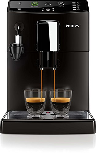 Philips HD8824/01 Kaffeevollautomat espresso-Serie 3000 AMF (Cappuccinatore) schwarz - 2