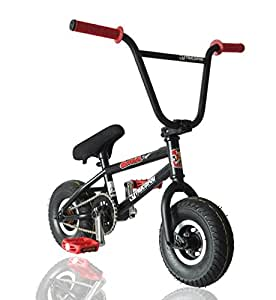 Mini bmx pro JBJUNIOR pedalier 3 pcs